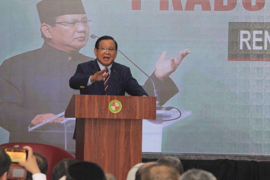 H. Prabowo Subianto