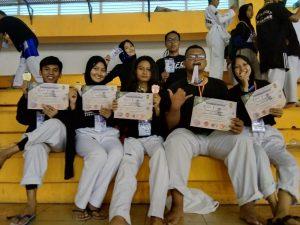 medali emas taekwondo ukri