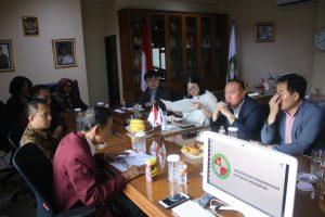 Kunjungan Walikota Korea selatan ke ukri